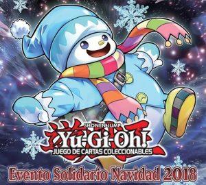 Torneo benéfico de Yu-Gi-Oh!el 5 de enero de 2019