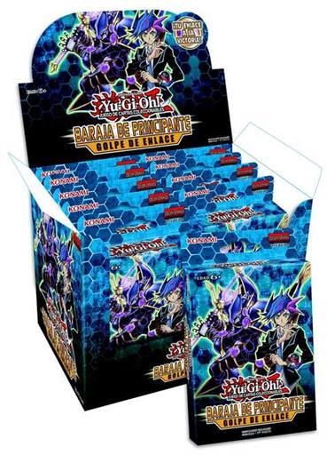 Baraja el golpe de enlace de Yu-Gi-Oh! o Yugioh! código del duelista en Vitoria