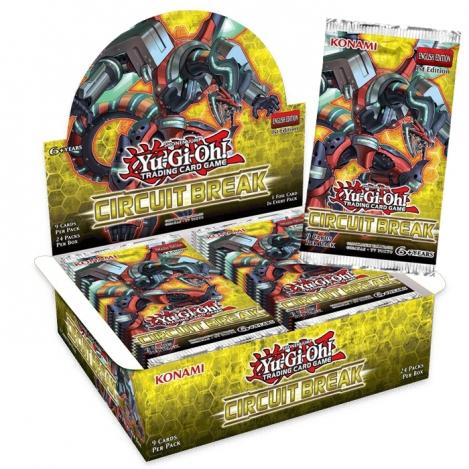 Colección de sobres de Yu-Gi-Oh! o Yugioh! destrucción del circuito en Vitoria