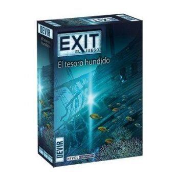 imagen del juego: Exit el tesoro hundido