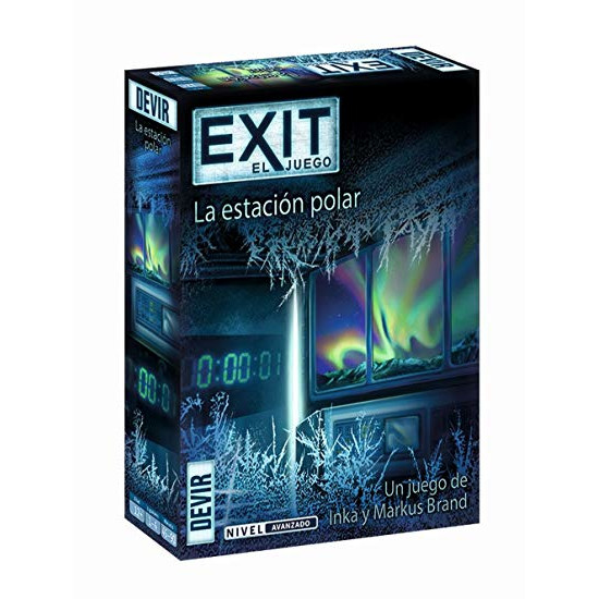 Imagen del juego exit: la estación polar
