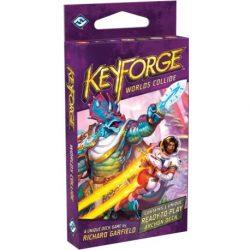 Juego keyforge mundos en eclosión