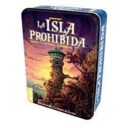 Juego La isla prohibida a la venta en Vitoria.