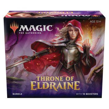 "Bunfle de ""Trono de Eldraine"" Magic en Vitoria"