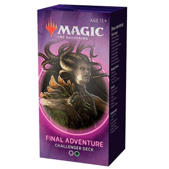 Final adventure challenger deck juego Magic the gathering